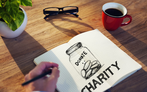 Charitable Deductions- Save by Giving