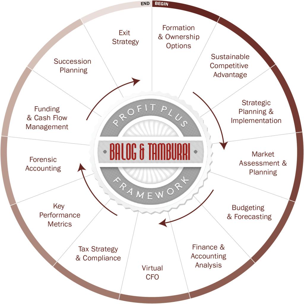 Balog & Tamburri Profit Plus Framework